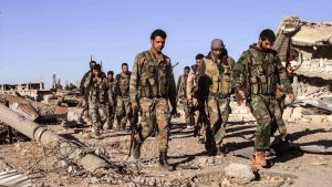 Боевики ИГ и Магавир ат-Тавра атаковали САА в Хомсе