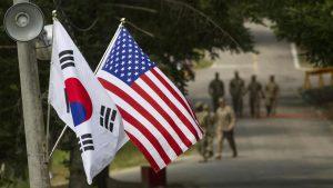 США и Южная Корея приостановили совместные военные учения