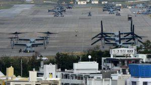 Губернатор Окинавы потребовал сократить военное присутствие США на острове