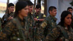 Курды прижали ИГИЛ в провинции Хасеке
