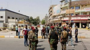 На митинге в Эфиопии взорвали гранату