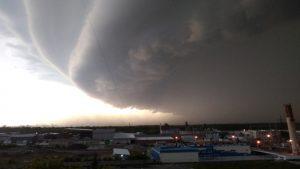 В Барнауле во время шторма на Оби пострадали 15 человек