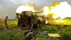 Донбасс. Оперативная лента военных событий 25.06.2018