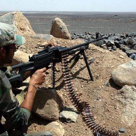 САА отбила атаки боевиков в южной зоне деэскалации Сирии