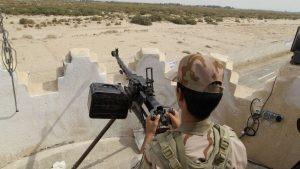 Боевики атаковали пограничников Ирана