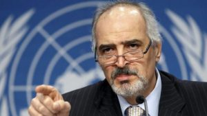 Постпред Сирии в ООН: США тренируют и вооружают террористов