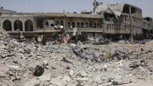 Ирак выделит $19 миллионов на восстановление Старого Города Мосула