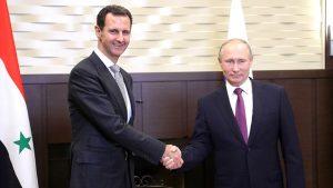 Россия продолжает вывод войск из Сирии