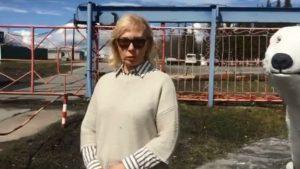 Украинский омбудсмен устроила истерику в России