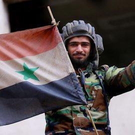 На юге Сирии боевики в девяти селениях сдались властям