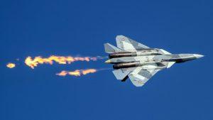 Минобороны получит первые самолёты Су-57 в 2019 году