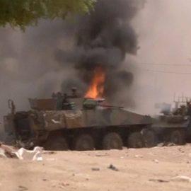 Боевики атаковали французских миротворцев в Мали