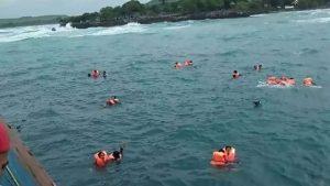 В Индонезии затонул пассажарский паром