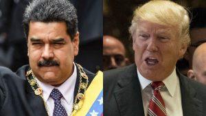 СМИ: Трамп обсуждал возможность военного вторжения в Венесуэлу