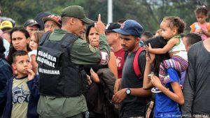 Европа предлагает помощь мигрантам из Венесуэлы