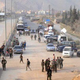 Боевики сирийской оппозиции согласились оставить все населенные пункты провинции Дераа