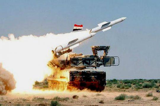 Сирия обвинила Израиль ватаке наавиабазу впровинции Хомс