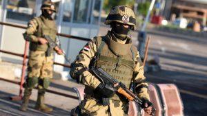 Неизвестные атаковали КПП севернее Эр-Рияда