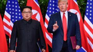Трамп: Китай может работать против сделки США и КНДР