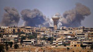 Сводка событий в Сирии и на Ближнем Востоке за 9 июля 2018 года