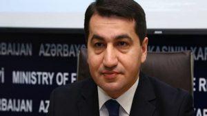 МИД Азербайджана: беспорядки в Гяндже устроили внешние силы