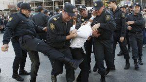Религиозные фанатики в Азерайджане убили двух полицейских
