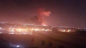 Возле аэропорта в Каире произошёл взрыв