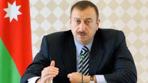 Алиев требует наказать всех причастных к беспорядкам в Азербайджане