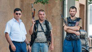 В Ереване суд освободил боевиков группы «Сасна црер»