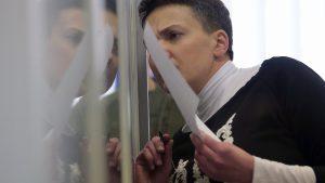 Плохая традиция: Как в Киеве суд с делом Савченко «минировали»