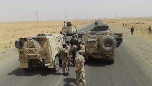 Ближний Восток. Оперативная лента военных событий 14.07.2018