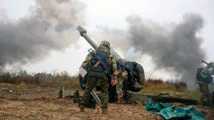 Донбасс. Оперативная лента военных событий 14.07.2018