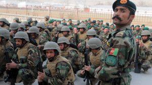 В Афганистане за сутки уничтожены 162 боевика