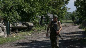 Донбасс. Оперативная лента военных событий 16.07.2018