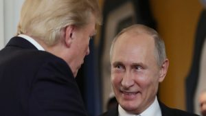 Трамп: отношения с Россией испорчены глупостью США