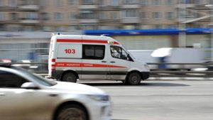 При взрыве в Москве пострадали 12 человек