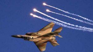 ВВС Израиля вновь ударили по объектам ХАМАС
