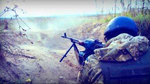 Донбасс. Оперативная лента военных событий 17.07.2018