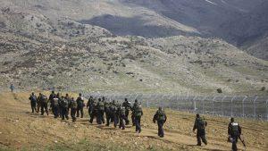Израиль не пропустил на Голаны сирийских беженцев