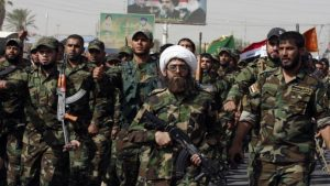 260 силовиков пострадали в ходе протестов на юге Ирака