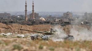 Ближний Восток. Оперативная лента военных событий 18.07.2018