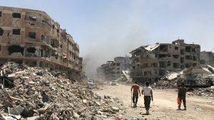 Сводка событий в Сирии и на Ближнем Востоке за 17 июля 2018 года