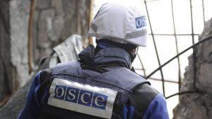 ОБСЕ бьёт тревогу по поводу утечки информации