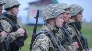 США проспонсируют подготовку украинских военных