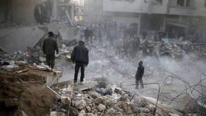 Сводка событий в Сирии и на Ближнем Востоке за 18 июля 2018 года