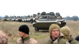 Донбасс. Оперативная лента военных событий 19.07.2018