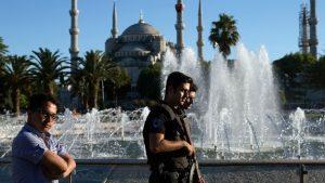 Турецкие власти отменили в республике режим ЧП