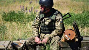 Донбасс. Оперативная лента военных событий 20.07.2018