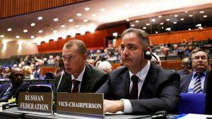 Россия принципиально не примет рассширенный мандат ОЗХО