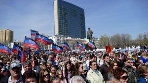 Донецк комментирует возможность нового референдума по Донбассу
